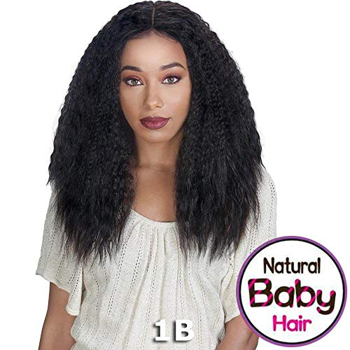 Zury Sis Beyond Lace Front Wig - BYD LACE H PARA (SOM RT 4/BLONDE) (Hollywood Sis Synthetic Lace Front Wig Natural)