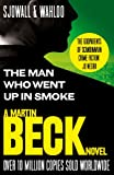 The Man Who Went Up in Smoke by Maj Sjöwall front cover