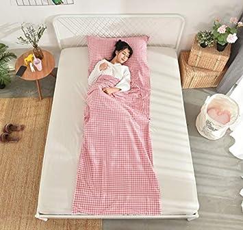 GYK Boutique Saco de Dormir de Viaje de algodón Saco de ...