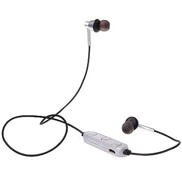 GUOQIAO M7 Auriculares inalámbricos Bluetooth 4.1 Manos Libres con ...