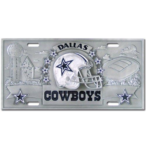(Siskiyou Dallas Cowboys NFL Collector's Plate)