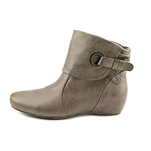 Boots Ankle Fashion Tan Toe Closed 7 5 Sandee Women's Baretraps Size XIqPYw