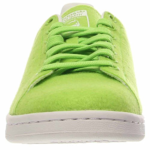 adidas Mens PW Stan Smith Tns Originals Casual Shoe Green GkAtadaGiu