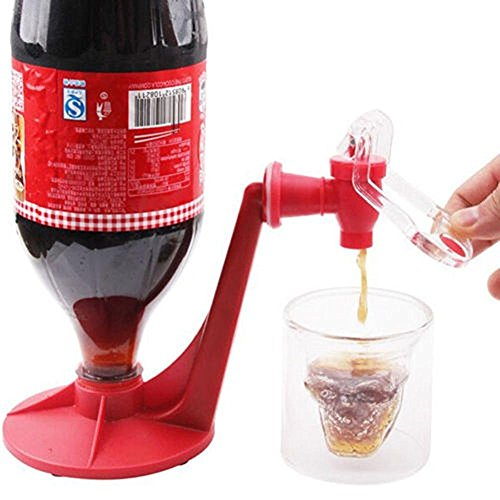Big Save! Yooyoo Soda Dispenser Bottle Coke Upside Down Drinking Water Dispense Machine Home Bar Par...