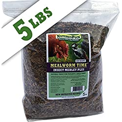 NaturesPeck Insect Medley Plus (New Recipe) - 5 lbs