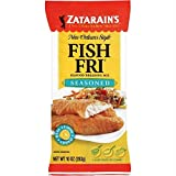 ZATARAINS SSNNG FISH FRY SEASND, 10 OZ