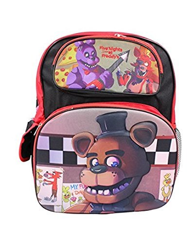 Five Nights at Freddys Bonnie Foxy 16 Large Backpack [並行輸入品]   B078BNK1VN