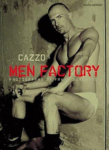 Men Factory (Englisch) Gebundenes Buch – 1. Februar 2008 Cazzo 3861878984 Fotografie Bezug zu Schwulen