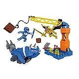 Mega Construx Power Rangers Showdown Building Set