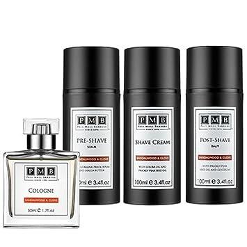 e915e4153b5 Shaving Pack with Sandalwood & Clove Cologne: Amazon.co.uk: Beauty