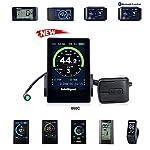 51uGa4 0qZL. SS150 Bafang Bike Display Elettrico BBS HMI a Motore Centrale con UART Com. Protocollo 750C 850C B750C C961 C965 C18 500C…