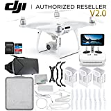 DJI Phantom 4 Pro+ PLUS V2.0/Version 2.0 Quadcopter Ultimate Virtual Reality Experience VR Bundle