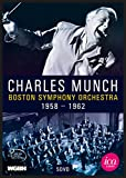 img - for Charles Munch & The Boston Symphony Orchestra 5 DVD Box Set book / textbook / text book