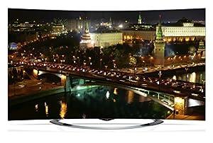 LG 65EC970V 164 cm (65 Zoll) Curved OLED Fernseher (Ultra HD, Triple Tuner,...