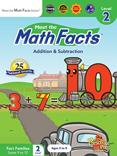 Meet the Math Facts - Addition & Subtraction Level 2 (Meet Sight Words)