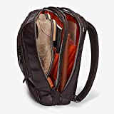 eBags Pro Slim Leather Laptop Backpack
