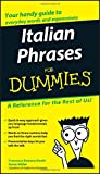 italian all in one for dummies - Italian Phrases For Dummies