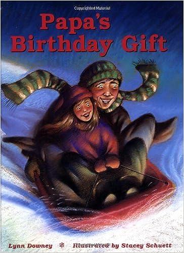 Book Papa's Birthday Gift