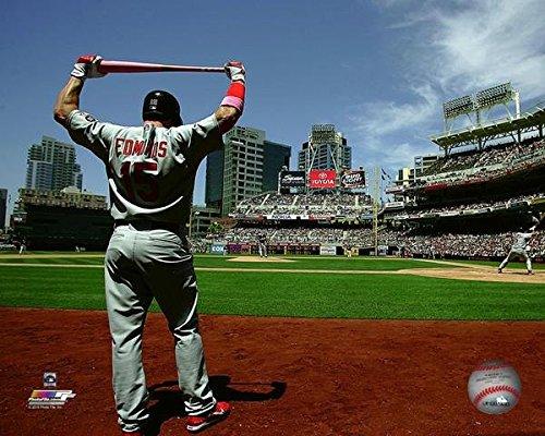 (Jim Edmonds St. Louis Cardinals MLB Action Photo (Size: 16
