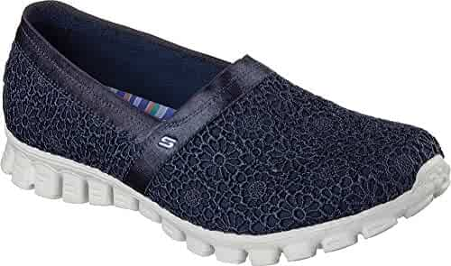 Shopping Blue or Silver Skechers Loafers & Slip Ons