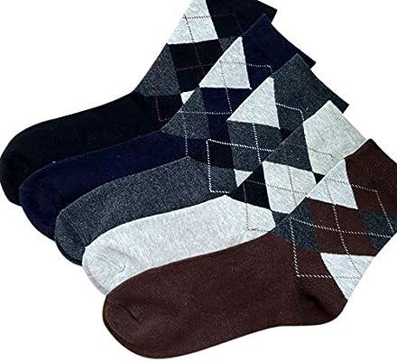 Set de Regalo Calcetines de Algod/ón de Animalitos PHOGARY 5 pares Calcetines para Ni/ños y Ni/ñas Reci/én Nacidos 0-12 meses Aptos para los pies 8-10cm