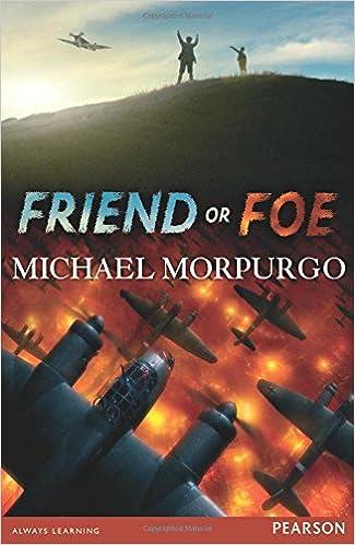 Image result for michael morpurgo friend or foe