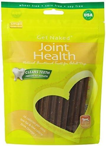 n-bone Get Naked Dental Chew Stick Junta Health Size: Small/6.2 ...