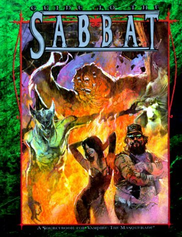 Guide To The Sabbat - Sourcebook For Vampire - The Masquerade, Ww2303