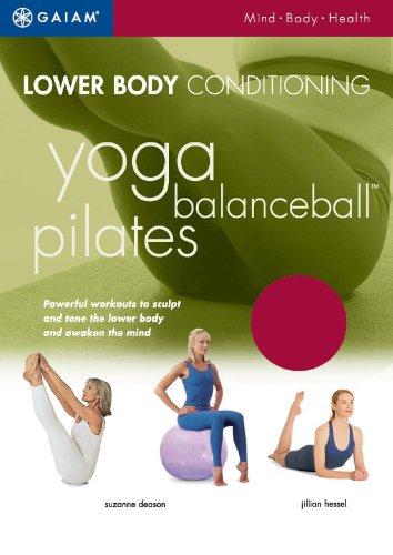 Amazon.com: Lower Body Conditioning: Balance Ball Lower Body Workout: Suzanne Deason, Ted Landon