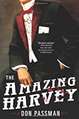 The Amazing Harvey: A Mystery Hardcover