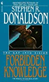 Forbidden Knowledge, Stephen R. Donaldson, 0553297600