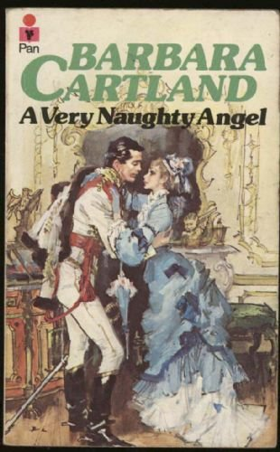 book cover of Very Naughty Angel
