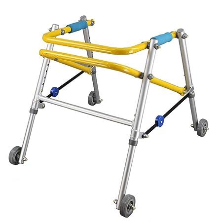 Polea De Andador Plegable De Aluminio For Niños, Andador De ...