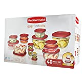 Rubbermaid Easy Find Lids Food Storage