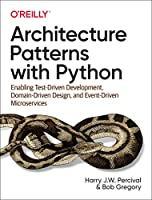 Architecture Patterns with Python Front Cover