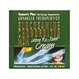 Nature's Plus - Glucosamine/Chondroitin/MSM Ultra Rx-Joint Cream, 4 ounce jar