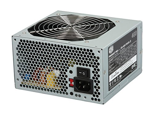 Cooler Master Elite Power - 460W Power Supply (RS460-PSARI3-US) by Cooler Master (Image #4)