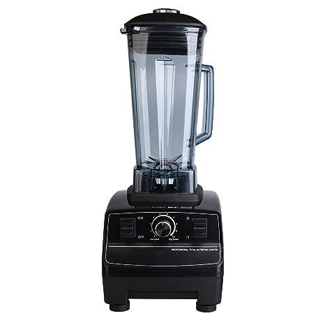 Amazon.com: vuhom 3HP 1800-watt comercial batidora amasadora ...