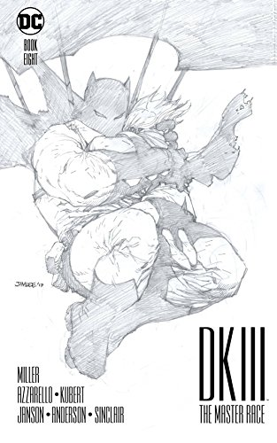 DARK KNIGHT III MASTER RACE #8 (OF 9) COLLECTORS EDITION (Dark Knight Iii The Master Race 9)
