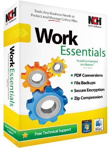 NCH Software Work Essentials Suite