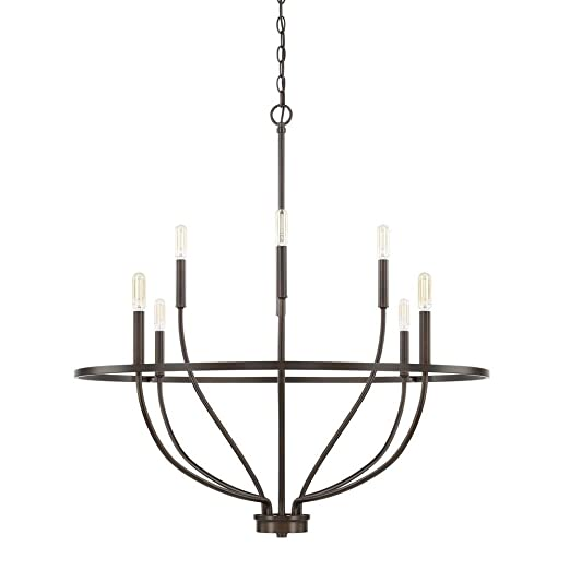 Amazon.com: Capital Lighting 428581BZ Homeplace/Greyson ...