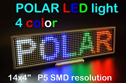 LED color thin resolution advertising product image
