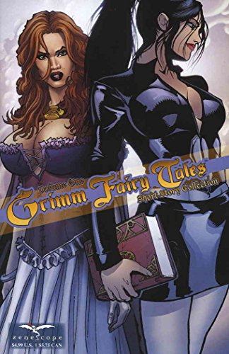 Grimm Fairy Tales Short Story Collection #1A VF/NM ; Zenescope comic book