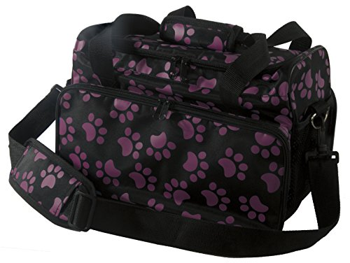 Wahl Professional Animal Pet Travel Bag, Berry #97764-400