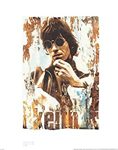 Keith, Shades Art Print by Gered Mankowitz 22 x 28in with Poster Hanger