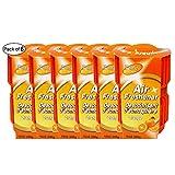Pure Air Twin Pack Air Freshener- Orange (286g) (Pack of 6)