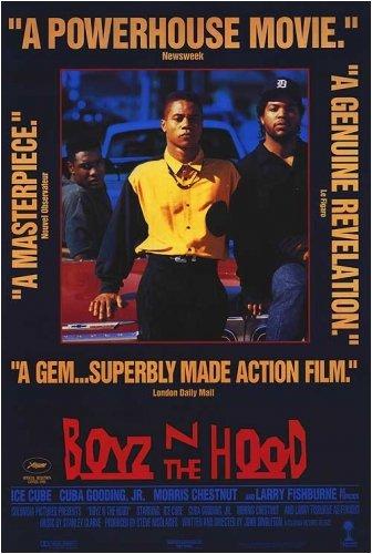 (Boyz 'N The Hood - Movie Poster (Size: 27'' x 40''))