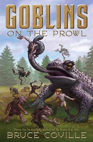 book cover of Goblins on the Prowl