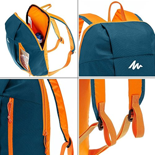 21dd9b1c30d Decathlon QUECHUA Arpenaz Kid/Adult Outdoor Backpack, Mini Small ...