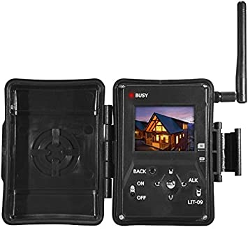 Spypoint S-TINY-4G Cellular security camera system: Amazon